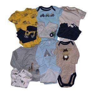 11 Piece Outfits Bundle